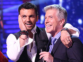 Tony Dovolani Is as Shocked as You Are by His Old DWTS Audition Tape (VIDEO)