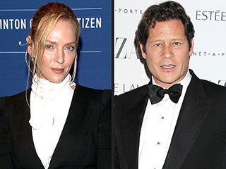 Uma Thurman Faces Custody Battle over Daughter | Uma Thurman