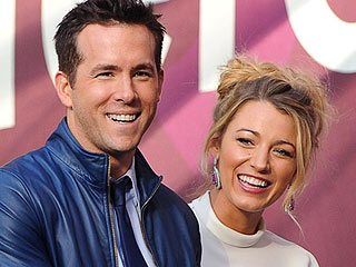 Blake Lively Proudly Shows Off Risqué Shirtless Pic of Ryan Reynolds on Instagram