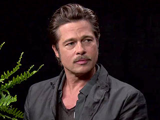 Brad Pitt Is Hilariously Showered with Insults on Between Two Ferns: Watch