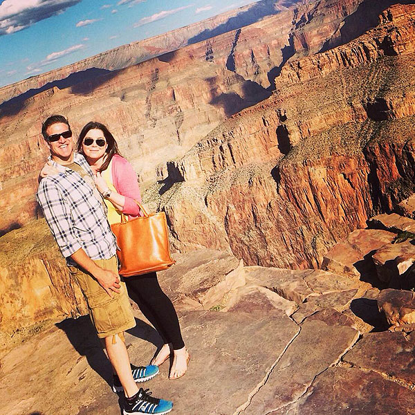 Brittany Maynard Realizes a Final Wish, Visits Grand Canyon| Health, Real People Stories