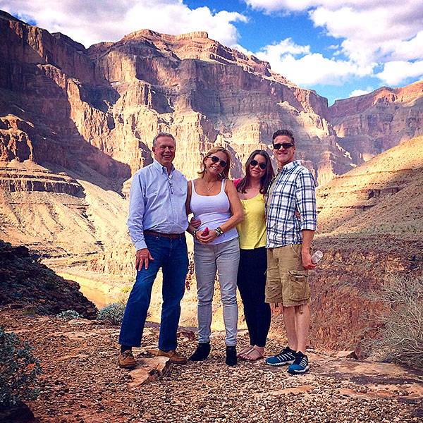 Brittany Maynard Realizes a Wish: Inside Her Emotional Trip to the Grand Canyon