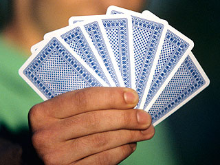 How These Playing Cards Could Help Solve Crimes