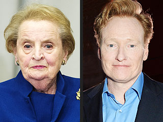 Madeleine Albright Burns Conan O'Brien in Hilarious Twitter War