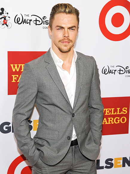 Derek Hough Opens Up About Childhood Bullying