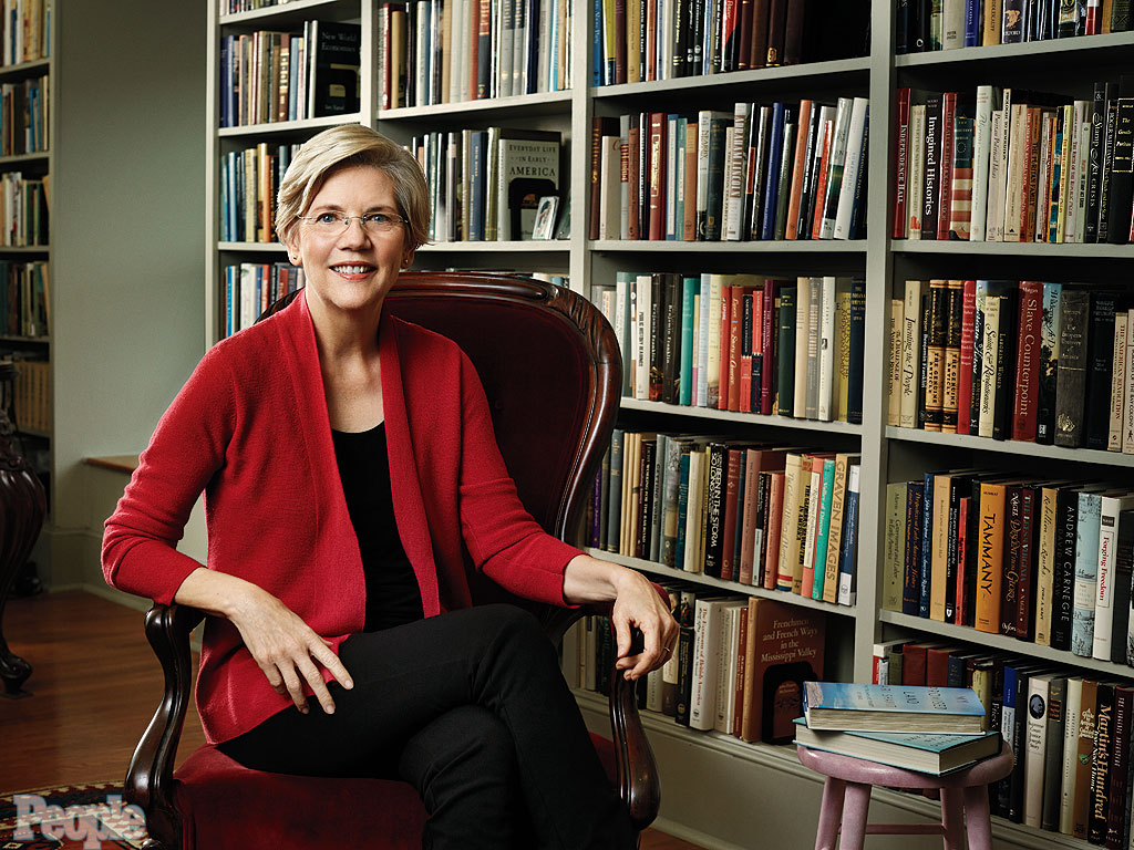 Elizabeth Warren for Treasury Secretary?
