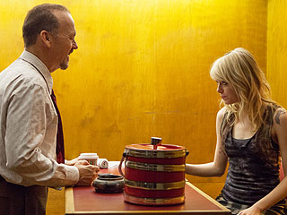 VIDEO: Behind the Scenes with Birdman's Star-Studded Cast | Emma Stone, Michael Keaton