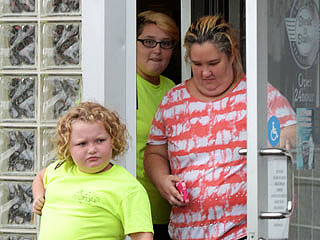 Has Honey Boo Boo Shared a Bed with a Registered Sex Offender?