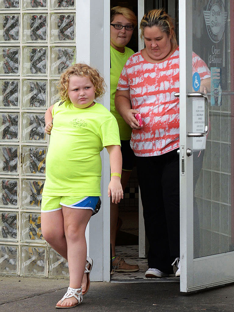 mama june and anna relationship test
