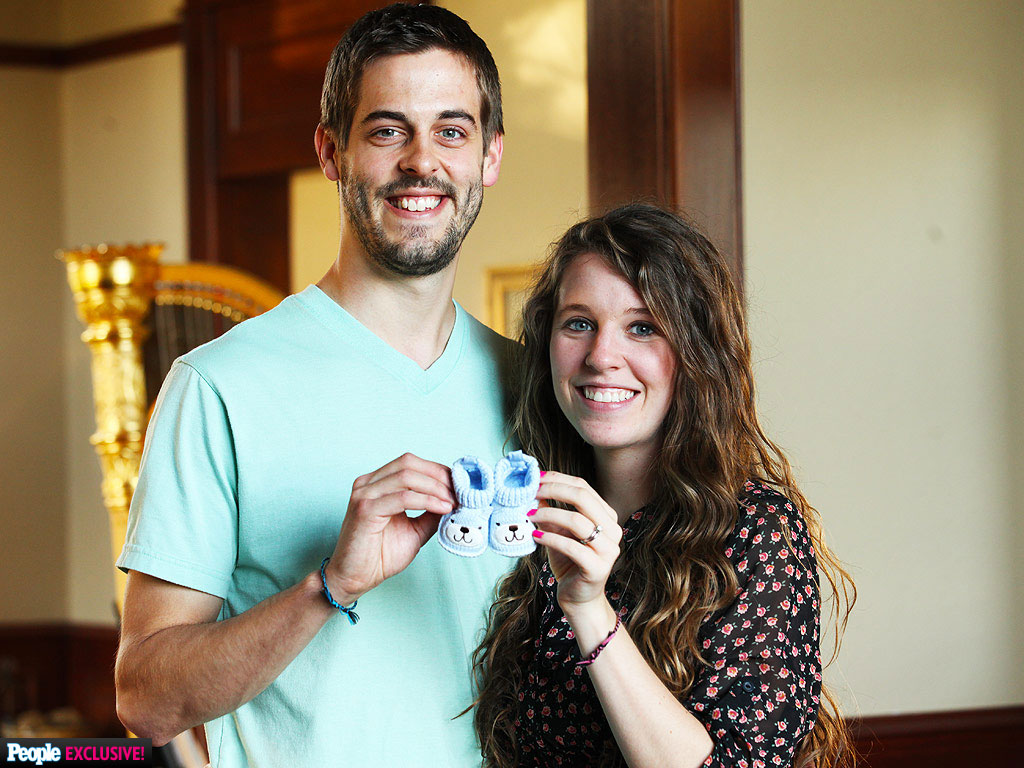 Jill Duggar Dillard Expecting Baby Boy