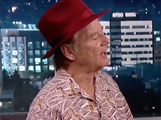 Bill Murray Once Worked at a Little Caesars with Which Future Celebrity Chef?