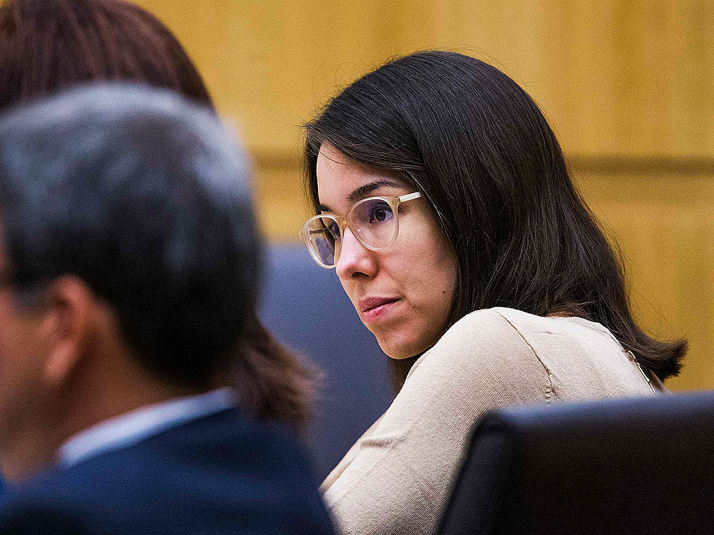 Jodi Arias Back in Court for Sentencing Retrial