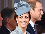Kate Makes Her Royal Comeback – in a Carriage! | Kate Middleton, Prince William