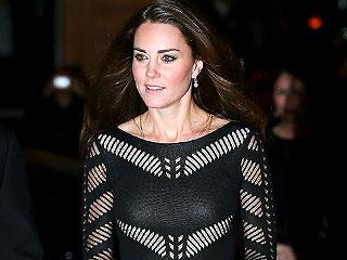 Princess Kate Wows Again at Charity Gala
