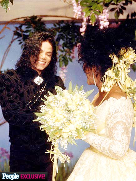 Michael Jackson and Lisa Marie Presleys Secret Wedding