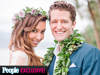 Matthew Morrison Is Married! See His Wedding Photo