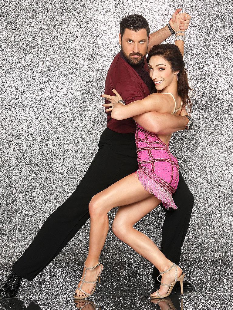 Meryl davis and maksim chmerkovskiy dance