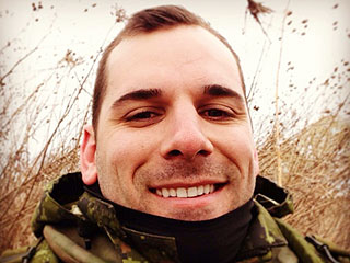 Canadian Shooting Victim Nathan Cirillo: His Dogs and Friends in Mourning