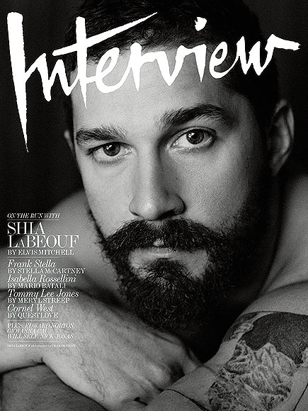 Shia LaBeouf Explains His Existential Crisis, How Finding God 'Saved' Him| Fury, Movie News, Shia LaBeouf