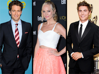 Matthew Morrison Gets Married, Zac Efron Turns 27 & More Weekend News