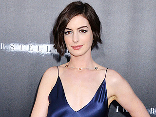 Anne Hathaway: 'I Freaked Out' When I Put on Interstellar's Spacesuit