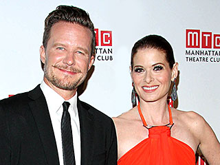 Debra Messing and Will Chase Break Up | Debra Messing, Will Chase