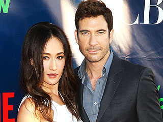 Is Dylan McDermott Dating His Stalker Costar Maggie Q?