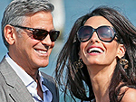 George and Amal Clooney Celebrate with Post-Wedding Party in London