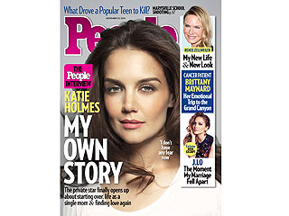 Katie Holmes: 'I Don't Have Any Fear Now'