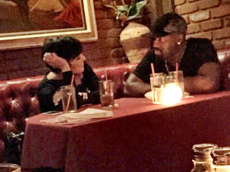 Kris Jenner Gets Cozy with a New Man in Las Vegas  Couples, Bruce Jenner, Khloe Kardashian, Kim Kardashian, Kris Jenner