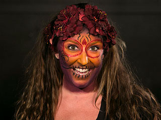 We Transformed Our Editor for the Day of the Dead – and You Can Steal Her Look
