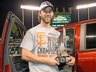 5 Things to Know About World Series Hero Madison Bumgarner