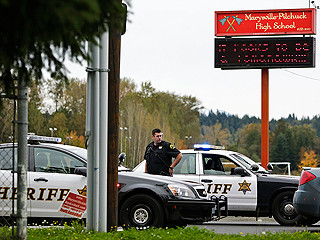 How One Teacher Helped Stop the Washington School Shooter from Taking More Lives