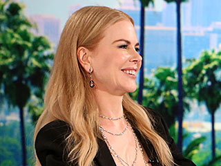 Nicole Kidman: Keith Urban 'Literally Carried' Me After My Father's Death | Ellen DeGeneres, Nicole Kidman