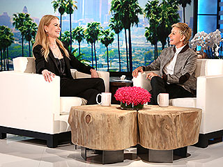 Nicole Kidman: Keith Urban 'Literally Carried' Me After My Father's Death | Ellen DeGeneres, Nicole Kidman
