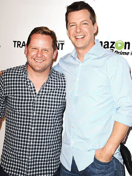 Sean Hayes Engaged to Scott Icenogle