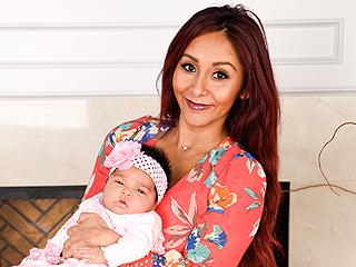 Meet Snooki's Newborn Daughter Giovanna