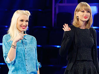 Taylor Swift Gets a Voice Star to Drop the Guitar, and He Shines | Gwen Stefani, Taylor Swift