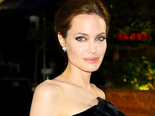 Angelina Jolie Visits Britain's House of Lords