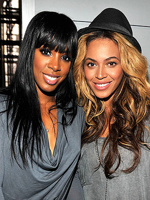 Beyonce Kelly Rowland