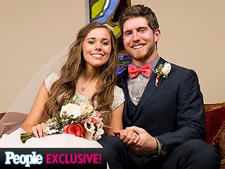 See Jessa Duggar and Ben Seewald's Wedding Photo