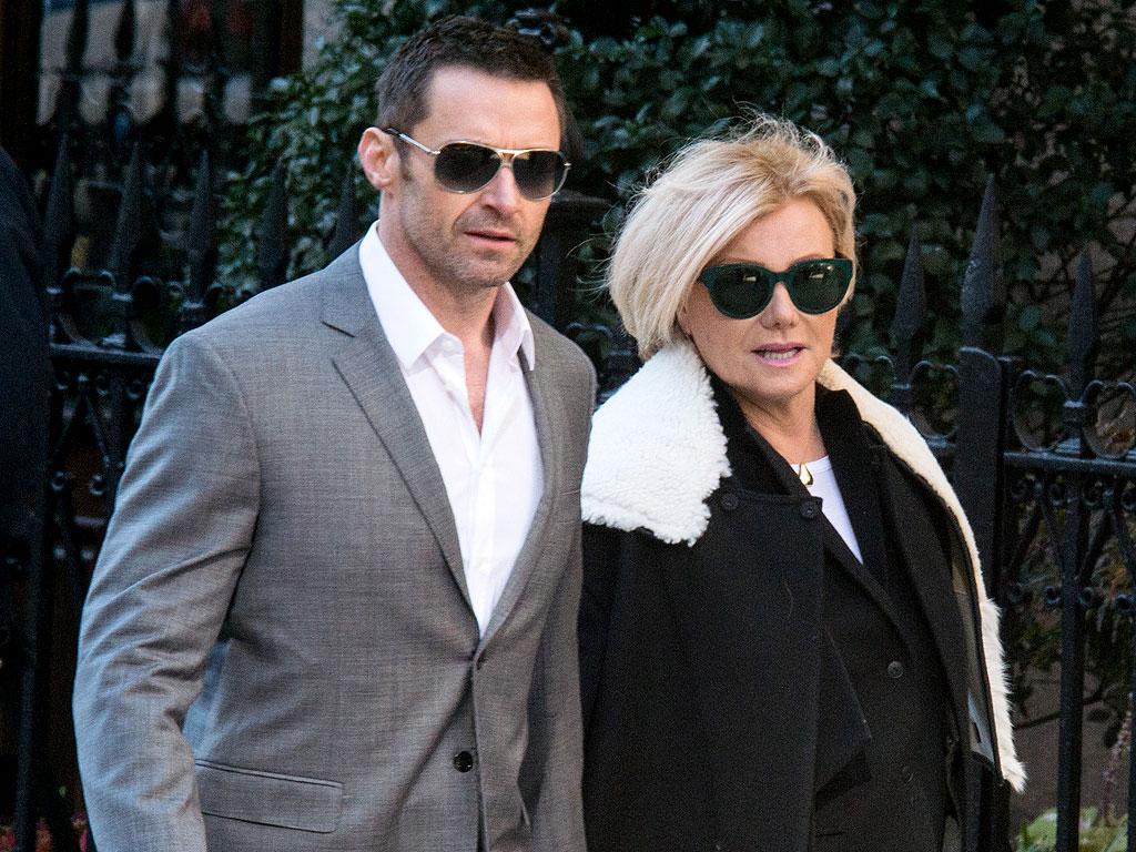 Celebrities Pack Oscar de la Renta's Manhattan Funeral