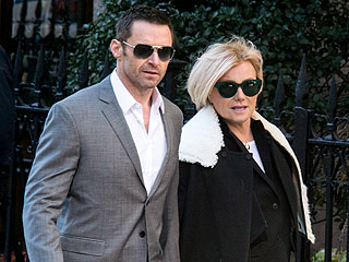 Hugh Jackman, Hillary Clinton & More Stars Pack Oscar de la Renta's Funeral