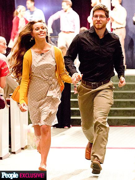 Inside Jessa Duggar & Ben Seewald's Wedding Rehearsal| TLC, Couples, Marriage, Weddings, TV News, Ben Seewald, Jessa Duggar