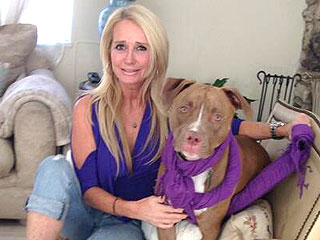 RHOBH's Kim Richards Sends Pit Bull to Trainer After 5th Attack on a Human