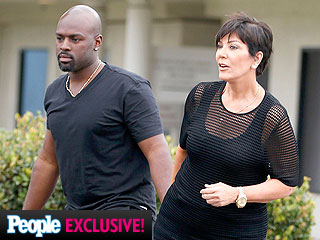 PHOTOS: See Kris Jenner Hold Hands with Her New Man
