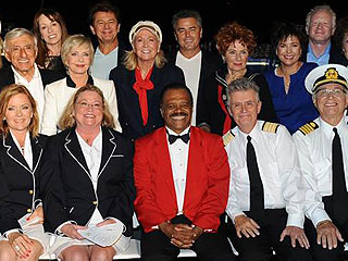 PHOTO: It's a Love Boat Reunion!
