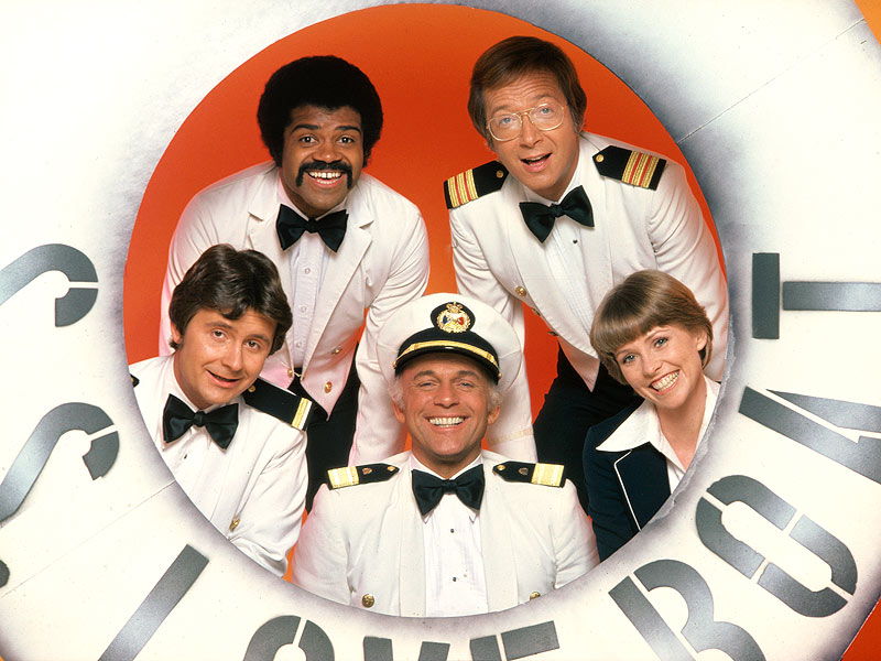 The Cast of The Love Boat Reunites (Photo)| The Love Boat, TV News