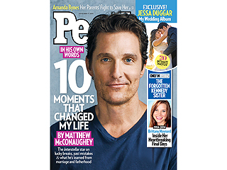 Matthew McConaughey: 10 Moments That Changed Me