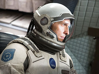 Matthew McConaughey: 'I Cried' Watching Interstellar